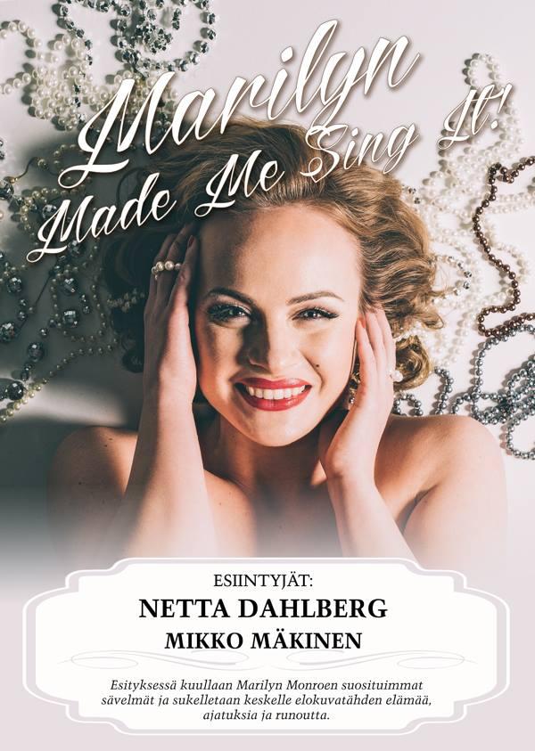 Netta Dahlberg