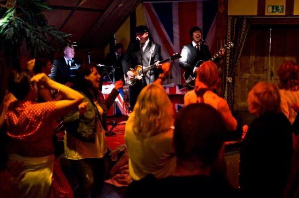 The Beatles Tribute band Martinpihalla