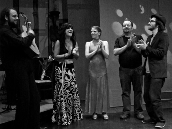 Flamenco show Martinpiha