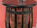 Baaripöytä tammesta