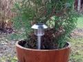 Tynnyri puutarhaan
