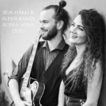 Bossa Nova duo Ida & Aleksi in Martinpiha 5.7
